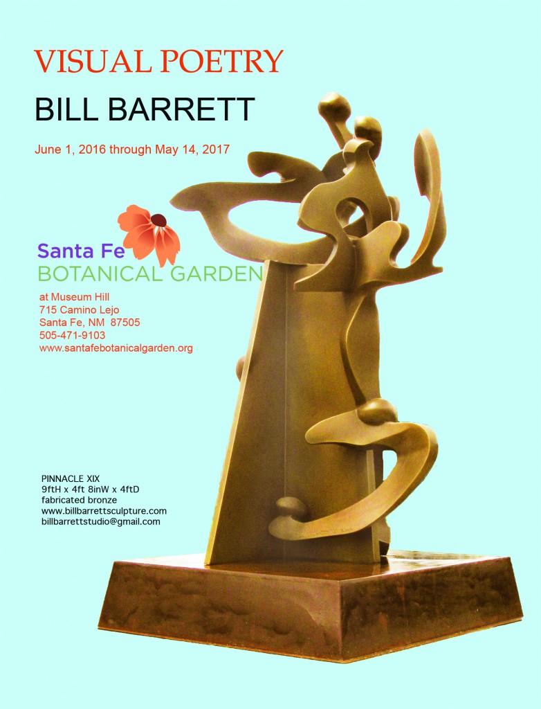 BILL BARRETT Santa Fe Botanical Garden Ad copy copy